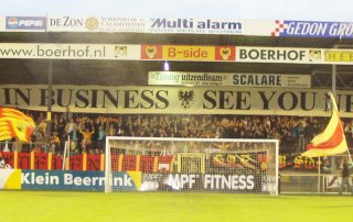 GAE Back in business, see you next year! (Einde seizoen, rond 2005)
