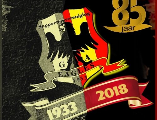 Supportersvereniging bestaat 85 jaar, Save the date