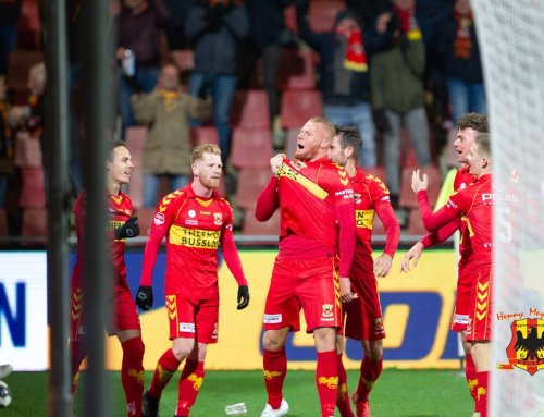 Go Ahead Eagles in spannend gevecht langs Almere City