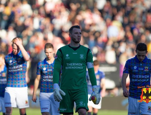 Slap Go Ahead Eagles is voer voor Sparta
