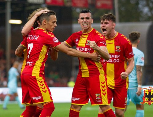 Go Ahead Eagles wint spannende seizoensopening