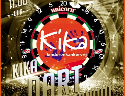 Kika single dart tournament