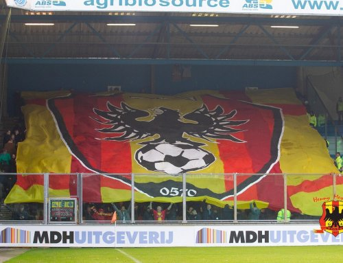 Verdienstelijk punt Go Ahead Eagles in Doetinchem