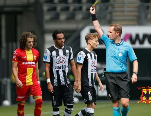 GO AHEAD EAGLES VERLIEST VAN HERACLES