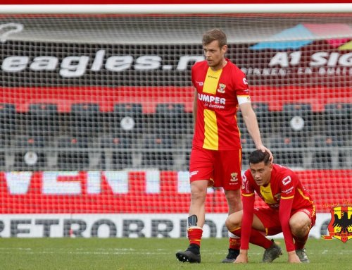 Go Ahead Eagles Brilstand na saai duel tussen Go Ahead Eagles en Excelsior