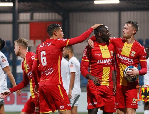 Mulenga loodst Go Ahead Eagles naar driepunter
